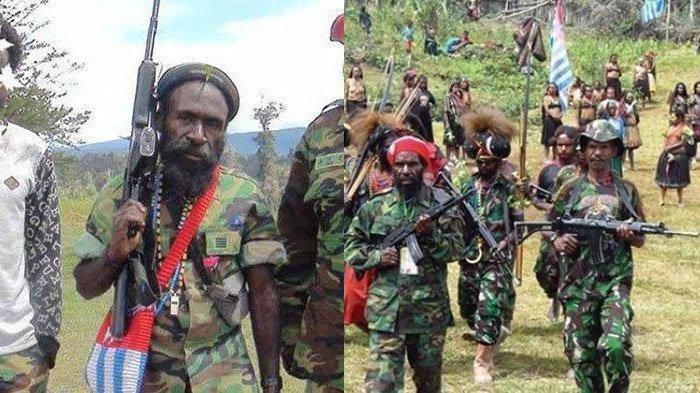KKB Papua Baku Tembak dengan TNI-Polri, Dua Anggota Kelompok Teroris Lekagak Telenggen Tewas