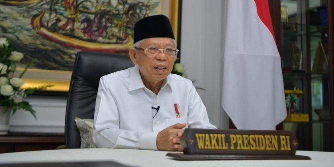 Ma'ruf Amin akan Berkunjung ke Papua dan Papua Barat