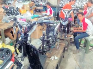 Produsen Sepeda Mengarah pada Kendaraan Listrik
