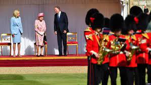 Biden Hadiri Jamuan Teh dengan Ratu Elizabeth II