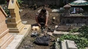 Anak-anak Tersangka Pelaku Pengrusakan Makam Ditangkap