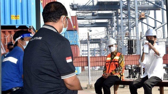 Jurus Jokowi Tumpas 'Raja Kecil' di Pelabuhan Tanjung Priok