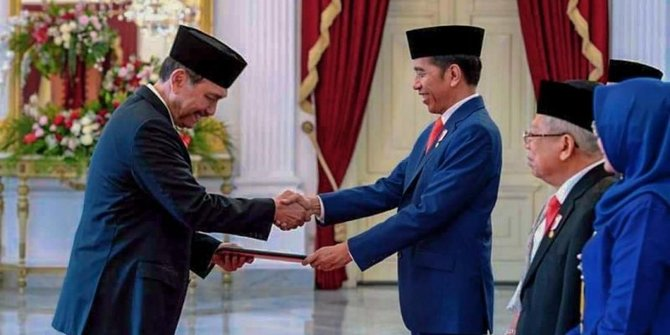 Jokowi Tunjuk Luhut Jadi Koordinator PPKM Darurat untuk Pulau Jawa dan Bali