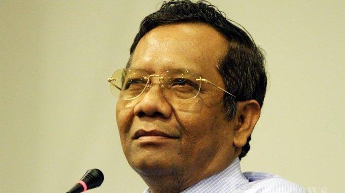 Mahfud MD Bocorkan Informasi Penting, Komplotan Koruptor Sedang Bersatu untuk Lemahkan KPK