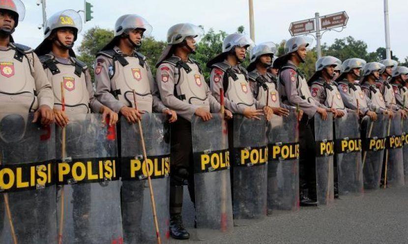 """Polisi Kerahkan 3.385 Personil, Ternyata Tak Ada Demo """"Jokowi End Game"""""""