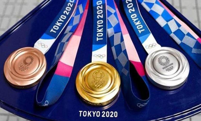 China Teratas Dalam Perolehan Medali, Diikuti Jepang dan AS