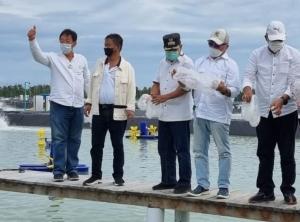 East Aceh Regent to duplicate Parimo's shrimp farming