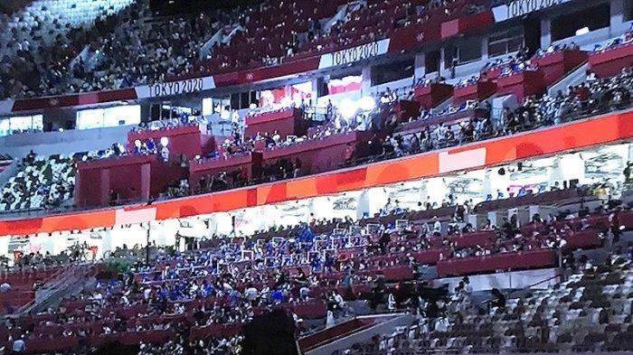 Olimpiade Tokyo Dimulai, Kali Pertama dalam Sejarah Pesta Olahraga Sedunia Tanpa Penonton