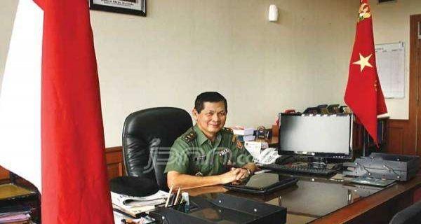 Daniel Tjen, 30 tahun berkarir pada satuan kesehatan TNI, mendalamiBiodefense