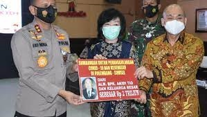 Sumbangan 2T AkidyTio terbentur legalitas surat-surat keterangan warisan