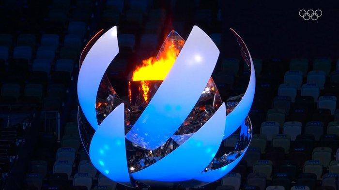 Pesta Olimpiade Tokyo Resmi Ditutup, AS Tampil Sebagai Juara Umum Menyalip China di Hari Terakhir