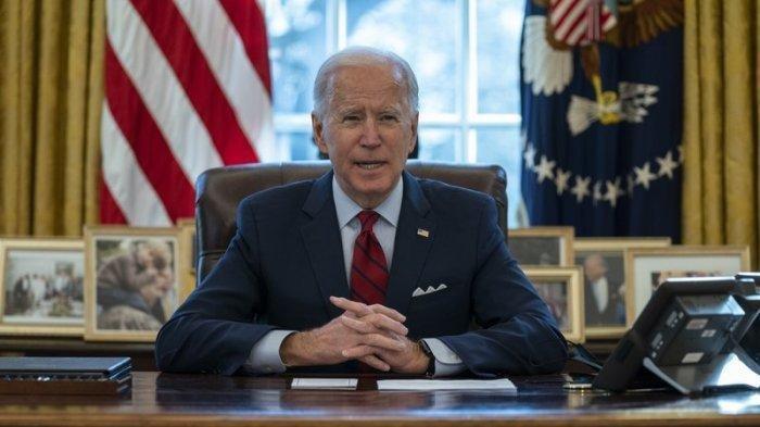 Presiden Joe Biden Janjikan Tak boleh Ada Satu Pun Warga AS yang Tertinggal di Afghanistan