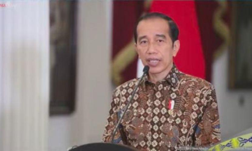 Jokowi Teken Aturan PNS Wajib Lapor Harta Kekayaan