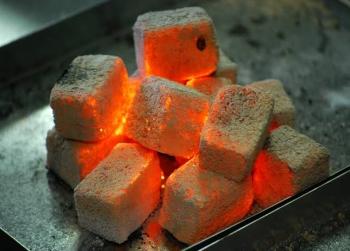Industri briket kekurangan bahan baku kelapa segar karena jor-joran ekspor