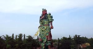 esaksian manifestasi Dewa Kwan Kong pada keseharian umat manusia