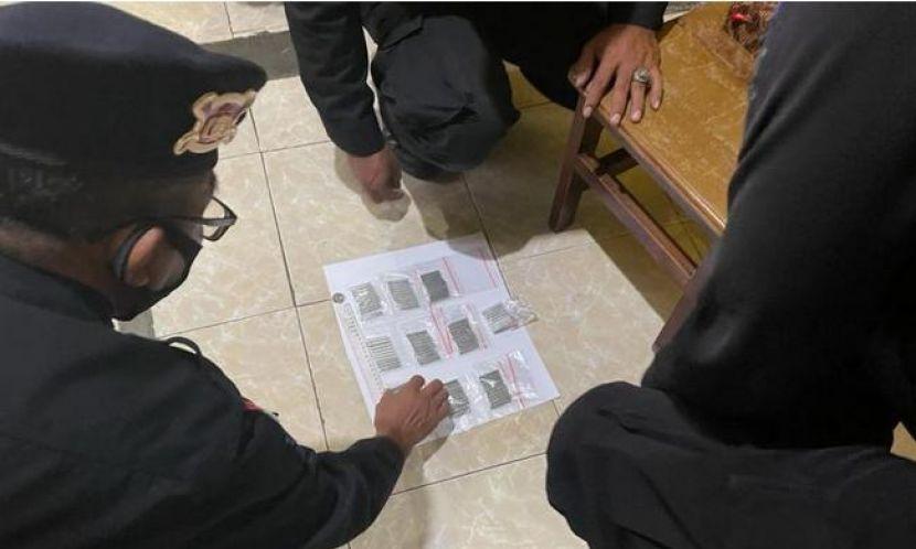 Pembawa 100 Batang Detonator di NTT Terancam Hukuman Mati