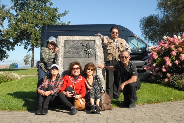 QUEBEC ,CANADA # 3.   PLAINS OF ABRAHAM (THE BATTLEFIELDS PARK), CAPE DIAMOND, UNIVERSITE LAVAL
