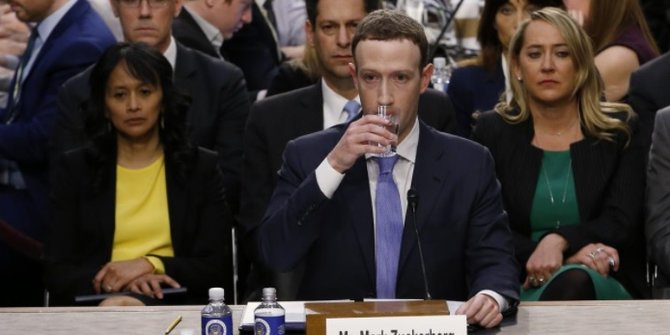 Mark Zuckerberg soal Facebook Down: Layanan Berangsur Normal, Kami Minta Maaf